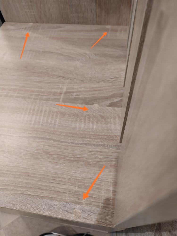mebel-na-rusi.ru интернет-магазин - Отвратительное качество сборки мебели и отношение сотрудников к проблемам клиента