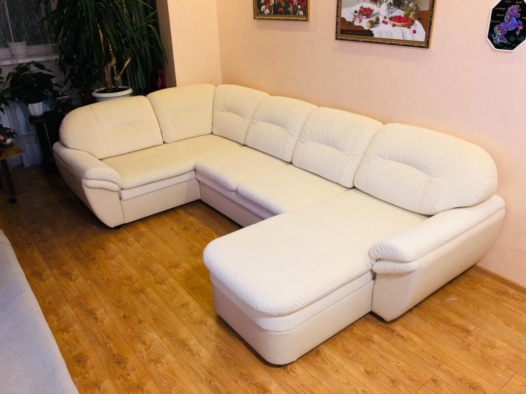 Ясная поляна - перетяжка мебели в Москве - Благодарность мебельной мастерской Ясная поляна.