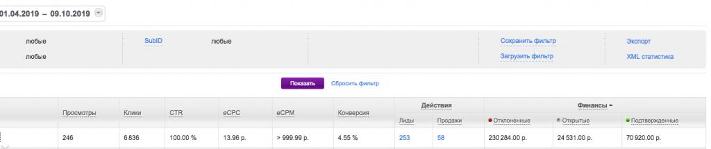 Admitad - Блокируют аккаунт как только заработаете больше 10 000руб в месяц!!!