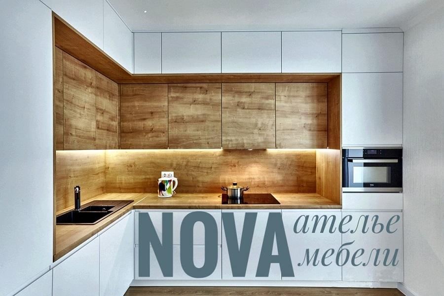 Ателье мебели NOVA - Грамотное решение кухонного вопроса!