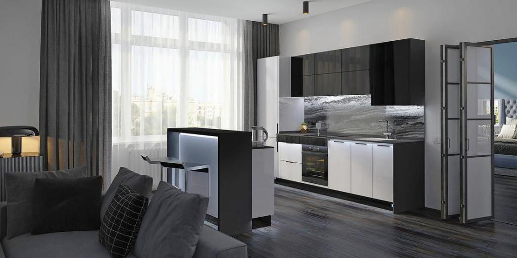 Кухни GORENJE KITCHEN - Gorenje Kitchen - отличные кухни!