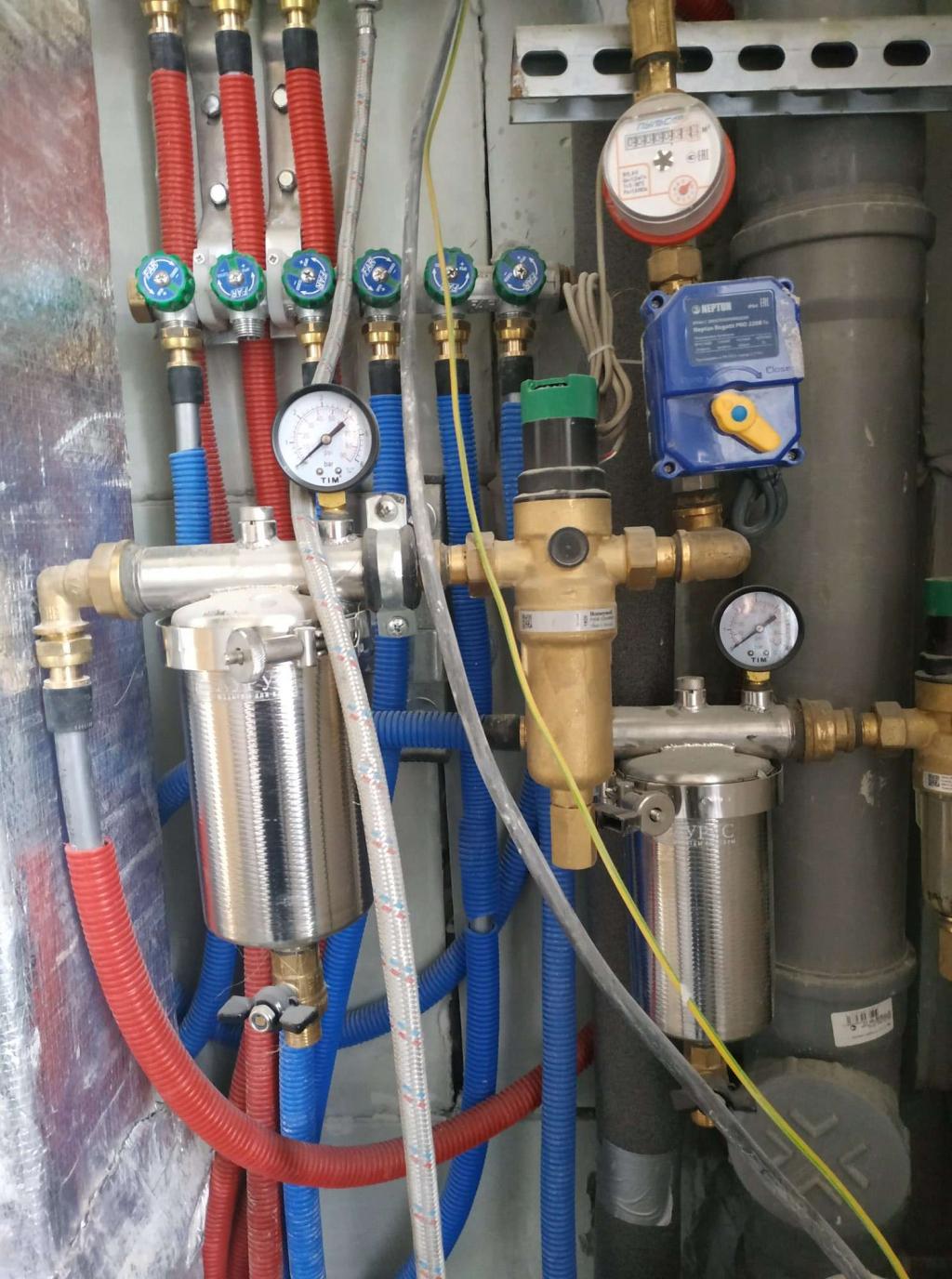 Фильтр для воды Аурус - Пользуюсь уже не первый год