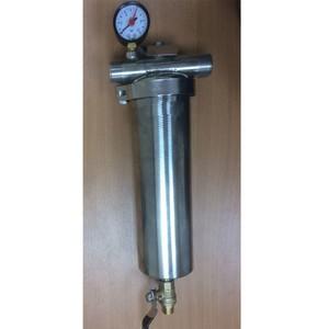 Фильтр для воды Аурус - Фильтр справляется с ржавчиной.