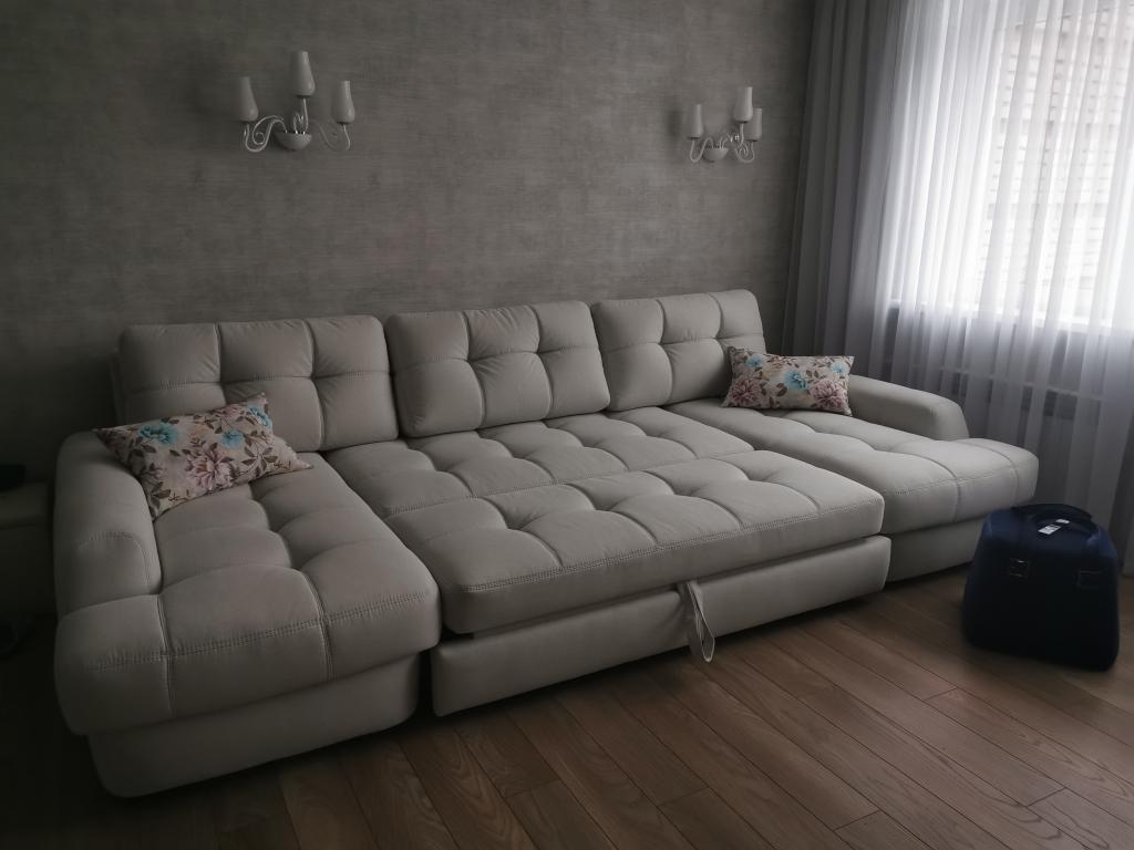 Мебельная фабрика Gray Cardinal - Диван Леонардо
