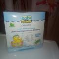 Детская морская соль для ванн Babyline Sensitive отзывы