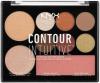NYX Professional Makeup Contour Intuitive Palette отзывы