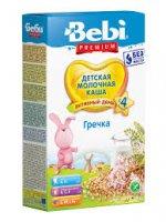 Каша молочная Bebi Premium «Активный день» отзывы