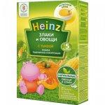 Детская каша Heinz пшенично-кукурузная с тыквой отзывы