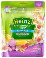 Каша Heinz Лакомая многозерновая, молочная, с бананом и малиной отзывы