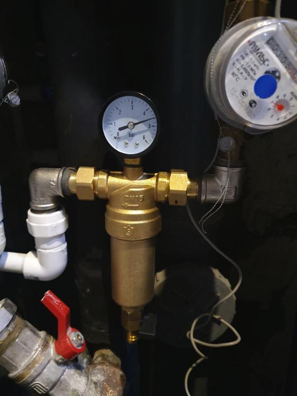 Фибос фильтр для воды - Данный фильтр рекомендуем, довольны и ценой, и качеством очистки.