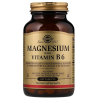 Solgar Magnesium Vitamin В6 отзывы
