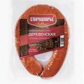 Колбаса полукопченая Деревенская пряная с сальцем стародворье отзывы
