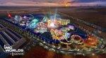 Парк IMG Worlds of Adventure Дубай отзывы