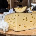 """Швейцарский сыр """"Блонсенберг (Блосенберг)"""" отзывы"""