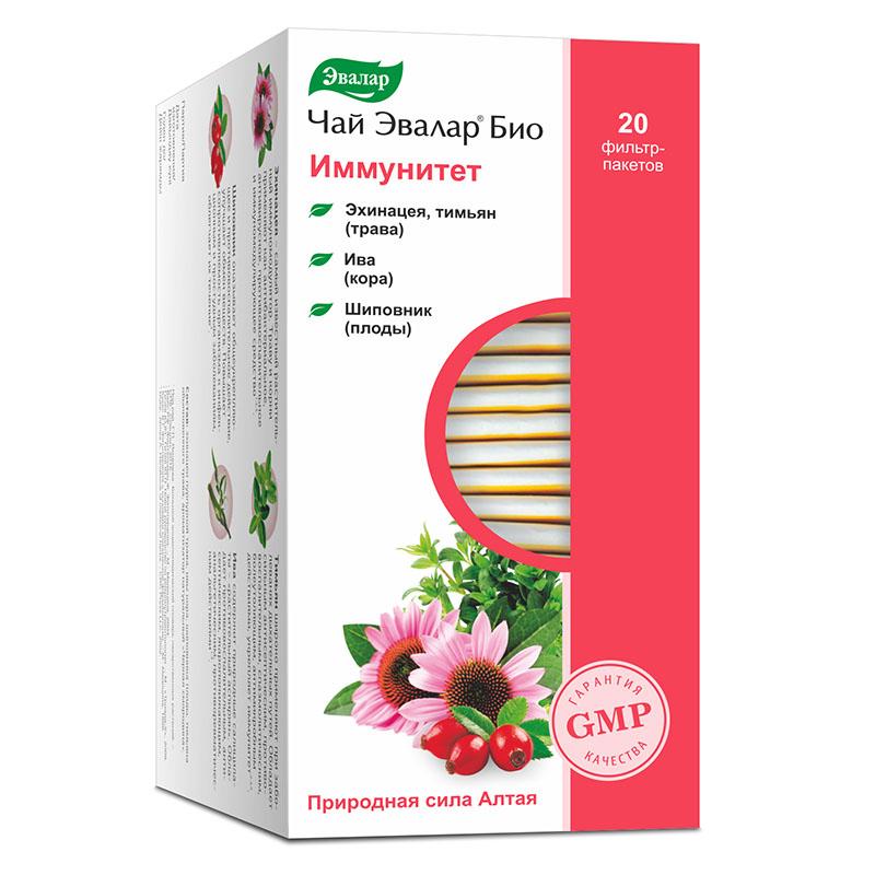 чай эвалар иммунитет отзывы