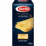 Листы для лазаньи Barilla Collezione Lasagne отзывы