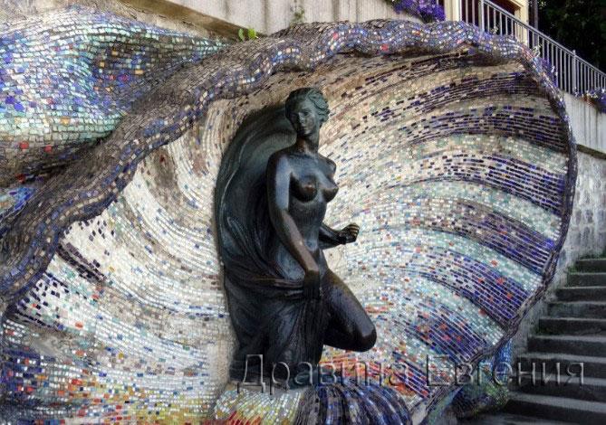 Дравина Евгения, экскурсии по нашим городкам - Евгения Дравина Экскурс по городку - Замланд - Рузе-Мотер - Раушен – Светлогорск